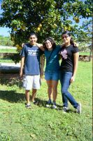 Me and My Puertorican Primos by Butterflier00