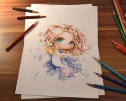 Lady Yuna by Lighane