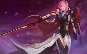 Lightning Returns : FFXIII by Strvayne