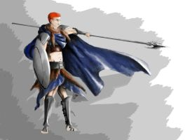 cuchulainn by barhook