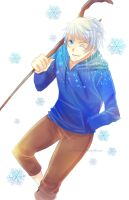 Jack Frost by Kumie-san