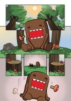 Domo-kun Sample by leonardomlk