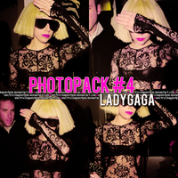 +.PhotoPack Lady Gaga #4 by ElectricChapelofPim