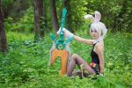 Battle Bunny Riven V by EnchantedCupcake