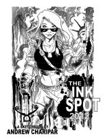 The Ink Spot 2012 Cover by misfitcorner