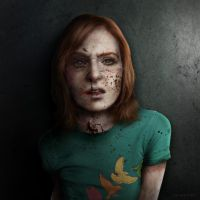 Undead Girl by Scabeater