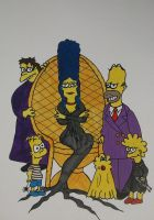 simpsons-adams by darkmichelle
