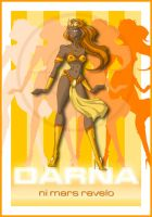 Beyonce Darna by blue-fusion