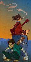 juan and lizzy by ragweed