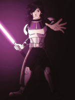 Jedi Character, No Name Yet by MarKitoX-Rox3r