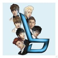 Block B  by KoriNeko18