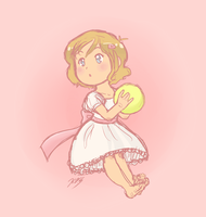 Little fem!Ame by gohe1090