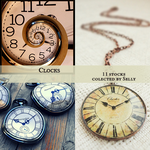 Clock stocks by yoLittleJade