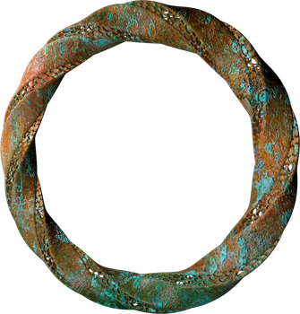 Rusted Ring by Kekorre