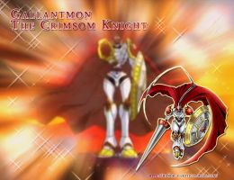 Dukemon wallpaper by LadyBeelze