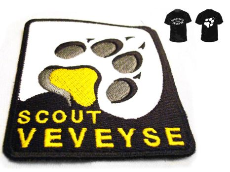Scout badge by paroledemoi