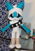 Loan Shark Plushie by SmilehKitteh