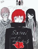 Sasori by AciraKrents