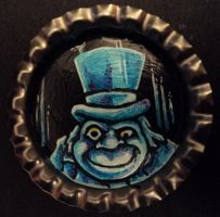 Phineas Bottle Cap Monster by Mr-Mordacious