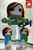 Ginger Spice Commission by cleody