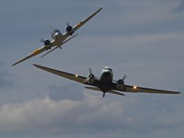 Anson and Dak Break by davepphotographer