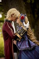 Le Chevalier D'Eon Cosplay by Jibril-Cosplay