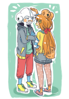 PKMNC - I'm an adult now, except not really by cherifish
