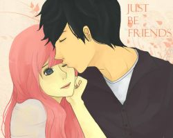 Vocaloids- Just Be Friends by sheepsgobaaa