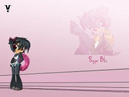 Sugar Bits wallpaper_1 Bo by toplak666