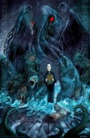 LOVECRAFT by Hartman by sideshowmonkey