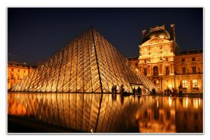 Golden Lourve by thanhdad