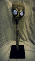 Gas Mask Lamp Version 2 by Danny7293