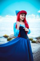 Ariel - The Little Mermaid by AnnaStoya