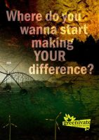 Your difference? by hippiedesigner