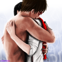 [Eren x Mikasa] You are needed Eren.. by xXMarilliaXx