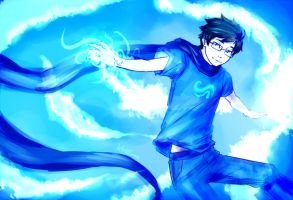John Egbert - Homestuck by Dareedse