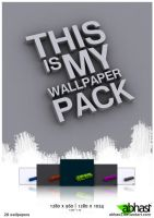 My wallpaper pack by abhas1