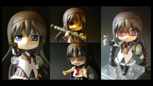 Nendoroid Homura by oi-chan
