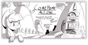 Come Home Act 1 Site Header by Dilarus