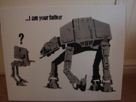 Dolk - I Am Your father by RAMART79