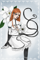 A glance at serenity - Orihime Inoue by dreaminginlove