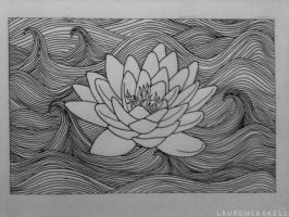 Lotus by laurenenen