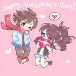 Happy Valentine's Day! -Agencyshipping by tcong