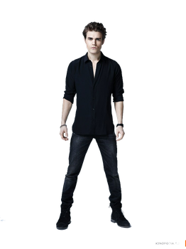 The Vampire Diaries png | Paul Wesley by msoranzhevaya