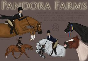 Pandora Farms New Ad by xXMesmerizedXx