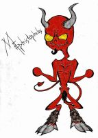 Mephistopheles by LinkGamecube23