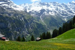 Lauterbrunnen Valley by Misc-Photography