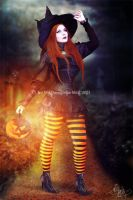 MADmoisele Meli The Witch by MADmoiselleMeli