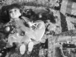 To love a haunted doll. by CrystalSister