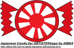 Japanese Candy for ARTIST93Saga by MarioBlade64